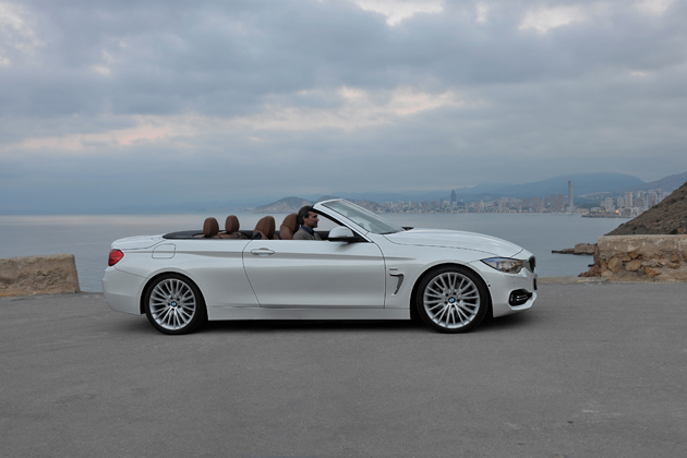 BMW 4Series Convertible - Luxury Line