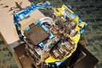 ボルボ 新型 XC60 T5[「DRIVE-E」搭載・2014年モデル]用 アイシンAW製8速オートマチックトランスミッション(カットモデル)