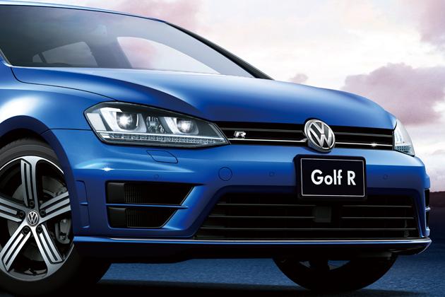 フォルクスワーゲン Golf R