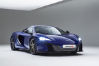 マクラーレン、「ジュネーブ・モーターショー」に先立ち、 新型モデル「McLaren 650S Coupe」の画像を公開