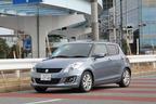 スズキ 新型スイフトXS-DJE(デュアルジェットエンジン) 燃費レポート/永田恵一