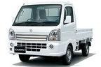 スズキ 新型軽トラック「キャリイ」/「ディスチャージヘッドランプ装着車」