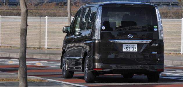 日産 新型 セレナ[2013年12月末マイナーチェンジモデル] 試乗レポート/渡辺陽一郎