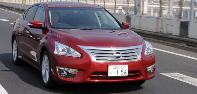 日産 新型 ティアナ[2014年2月デビュー・3代目] 試乗レポート/渡辺陽一郎