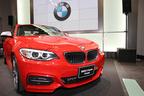 BMW 新型2シリーズクーペ 新型車速報