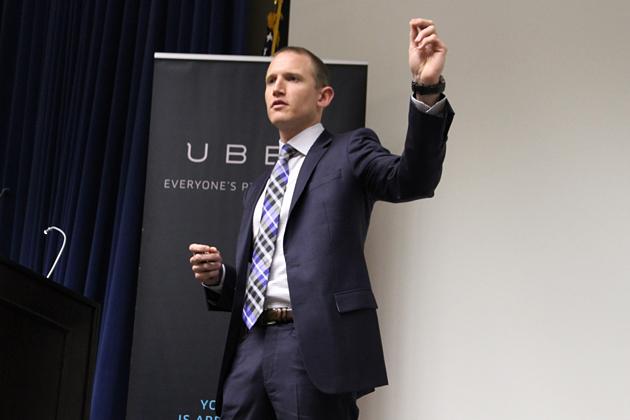 Uber Technologies アレン・ペン アジア地域統括最高責任者