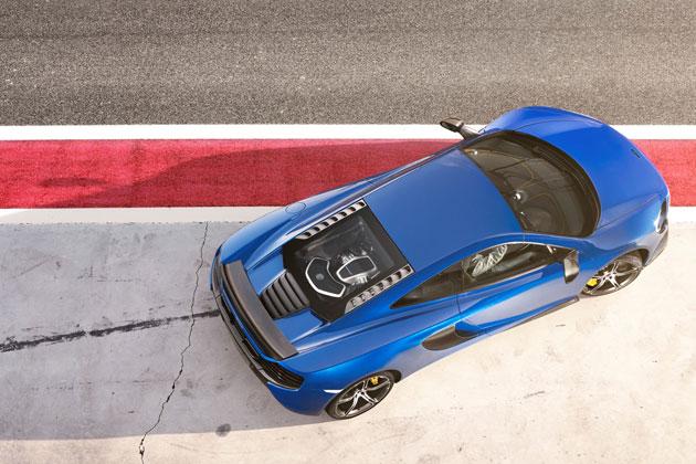 新型 McLaren 650S Coupe  【エクステリア】/ジュネーブモーターショー2014