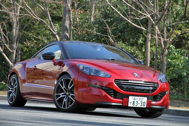 Peugeot(プジョー) RCZ R[限定150台/ボディカラー:モロカン・レッド]