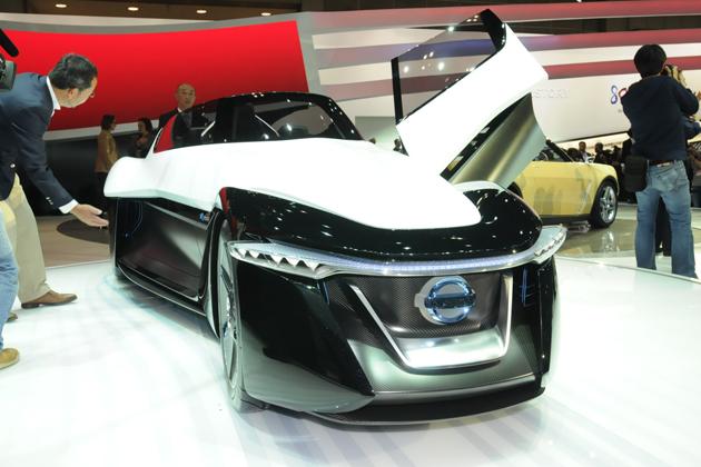 日産 ブレイドグライダー/※写真は東京モーターショー2013のもの
