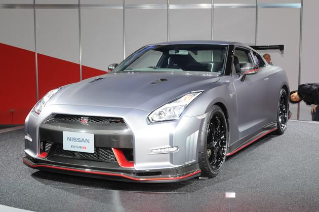 日産 GT-R NISMO/※画像は東京オートサロン2014のもの