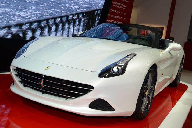 フェラーリ カリフォルニアT/ジュネーブモーターショー2014