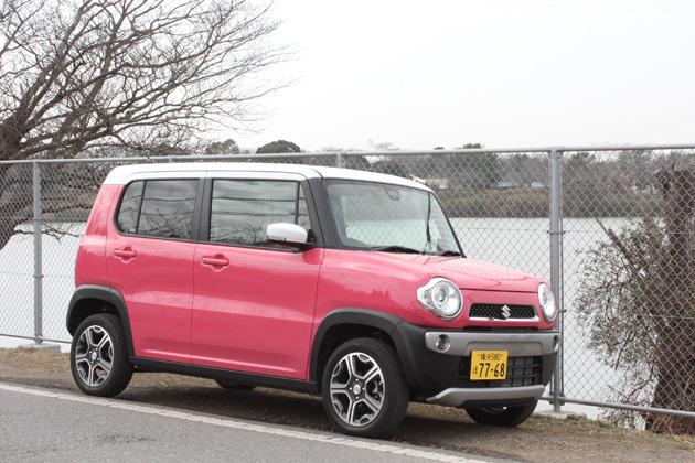 【燃費】スズキ ハスラー 燃費レポート/永田恵一