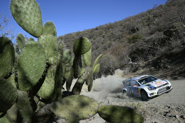 フォルクスワーゲン/世界ラリー選手権(WRC)第3戦メキシコ