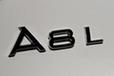 アウディ 新型A8L テールロゴ