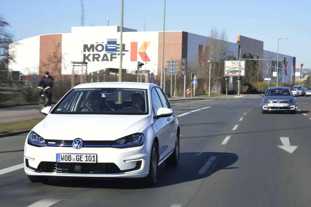 【試乗】VW e-ゴルフ [ゴルフ 電気自動車] 試乗レポート/国沢光宏