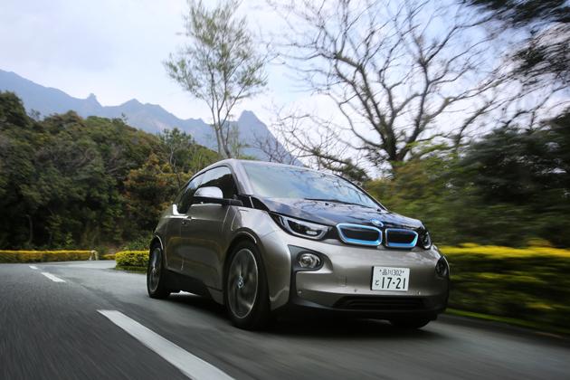 BMW 新型電気自動車「i3」(アイスリー) 国内試乗レポート/今井優杏