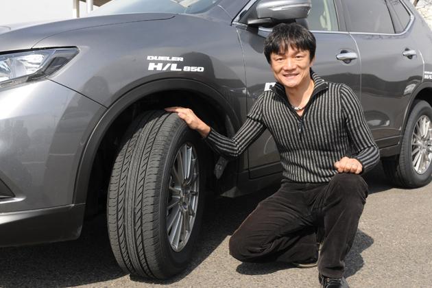 【試乗】ブリヂストン、SUV用低燃費タイヤ「DUELER(デューラー)H/L 850」試乗レポート/岡本幸一郎