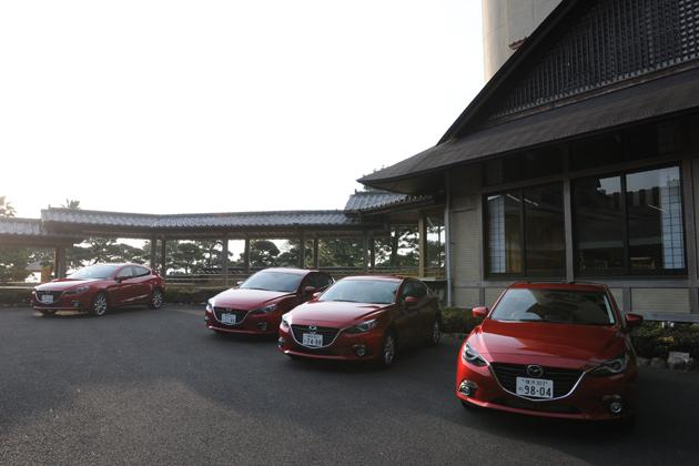 【試乗】マツダ 新型アクセラ 鹿児島ロング試乗レポート/飯田裕子