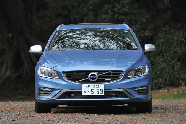 ボルボ V60 T5 R-DESIGN[新パワートレインDrive-E搭載・2014年モデル/ボディカラー:パワーブルーメタリック]