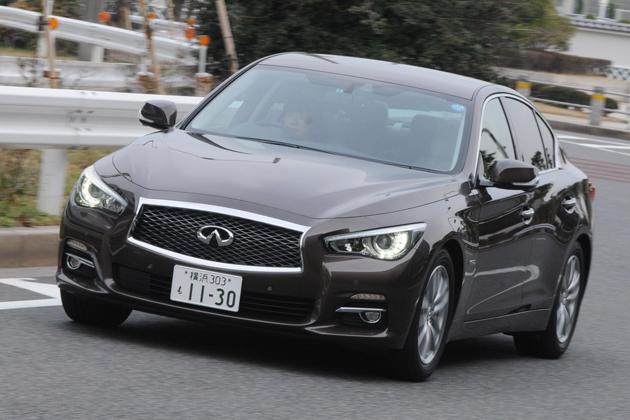 【燃費】日産 新型スカイライン(ハイブリッド・V37型)燃費レポート/永田恵一