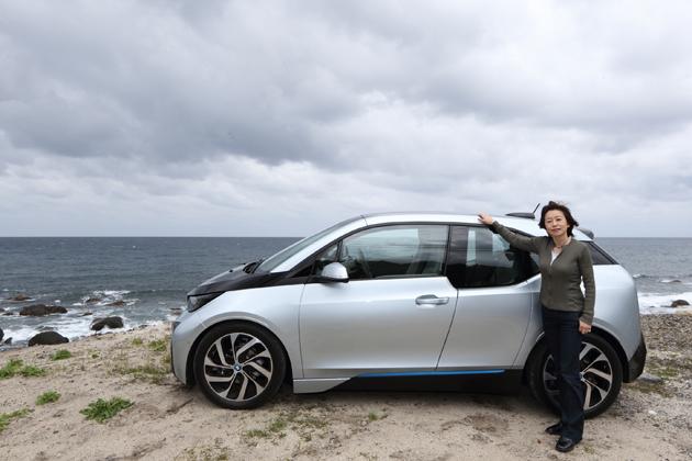 BMW 新型EV「i3」(アイスリー) 国内試乗レポート/飯田裕子