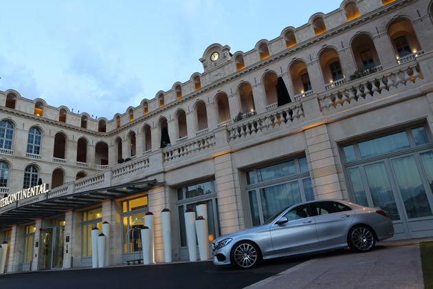 メルセデス・ベンツ 新型Cクラス[2014年モデル/欧州仕様車]「C250 Avantgarde AMG Line」