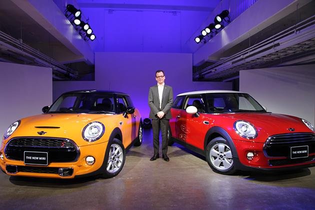【発表会】BMW 新型MINI(3代目)新型車速報