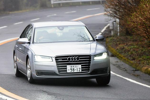 アウディ アウディ s8 新型 試乗 : autoc-one.jp