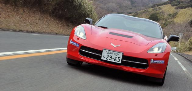 【試乗】シボレー 新型 コルベット(C7) クーペ Z51[7速MT] 国内初試乗レポート/今井優杏