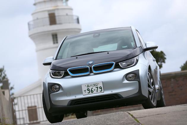BMW i3(アイスリー)電気自動車(EV)エクステリアイメージ