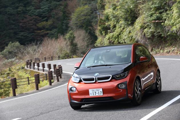 BMW i3 新型車解説 -価格は標準仕様が499万円・レンジエクステンダー仕様は546万円-
