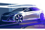 ホンダ、「北京モーターショー2014」で2台をワールドプレミア