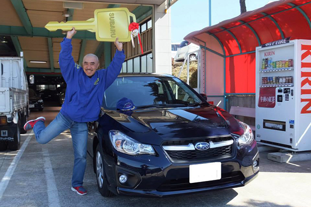【試乗】「あぁ、新車を買うって素晴らしい!」本気(マジ)でインプレッサG4を購入編/マリオ高野