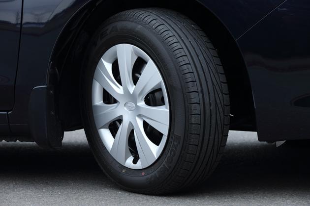 スバル インプレッサ G4 1.6i(5MT)ホイール&タイヤ