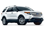 フォード、エクスプローラー特別仕様車を400台限定発売