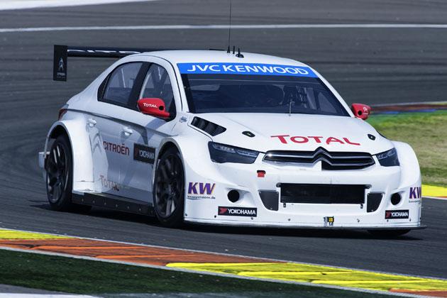 シトロエン/2014 FIA 世界ツーリングカー選手権(WTCC)