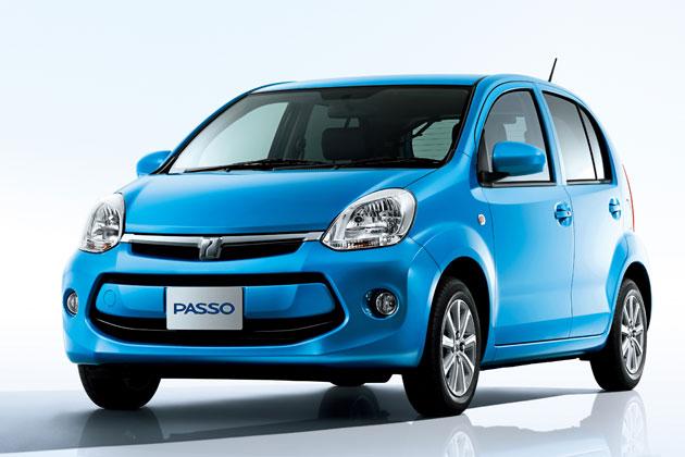 【解説】トヨタ 新型パッソ(2014年4月マイナーチェンジ)新型車解説/渡辺陽一郎