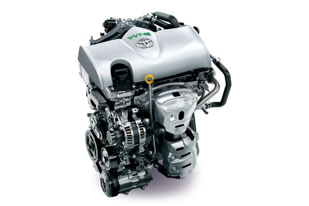 トヨタ 新型 ヴィッツ 1.3Lエンジン
