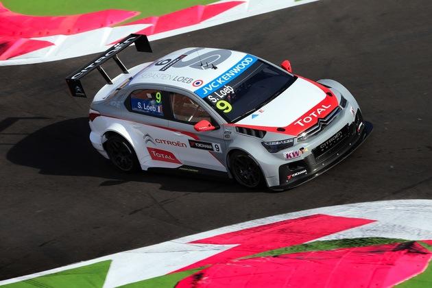 世界ツーリングカー選手権(WTCC)開幕戦モロッコ<シトロエン>