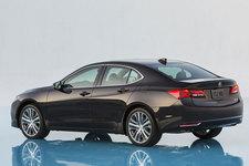 ホンダ 新型Acura「TLX」/リアエクステリア