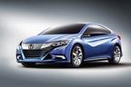 ホンダ、コンセプトモデル「Concept B」を世界初公開【北京モーターショー2014】