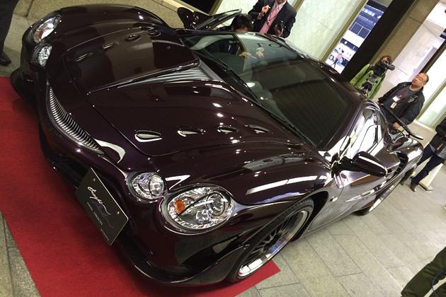 光岡が9月に「オロチ」生産の終了を発表!最終モデル「ファイナル オロチ」発売、価格は1,270万円