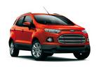 フォード、新型エコスポーツ5/31より発売開始