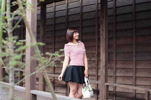 「昔の日本の雰囲気って、落ち着くわぁ」