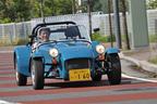 ケータハム セブン 160(660cc 軽ターボ搭載) 試乗レポート/岡本幸一郎