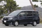 トヨタ 新型ヴォクシーハイブリッド 燃費レポート/フロントエクステリア