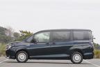 トヨタ 新型ヴォクシーハイブリッド 燃費レポート/サイドビュー