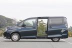 トヨタ 新型ヴォクシーハイブリッド 燃費レポート/サイドビュー(スライドドア開)