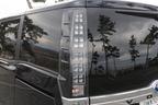 トヨタ 新型ヴォクシーハイブリッド 燃費レポート/テールランプ・エアロスタビライジングフィン