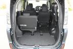 トヨタ 新型ヴォクシーハイブリッド 燃費レポート/ラゲッジアレンジ1